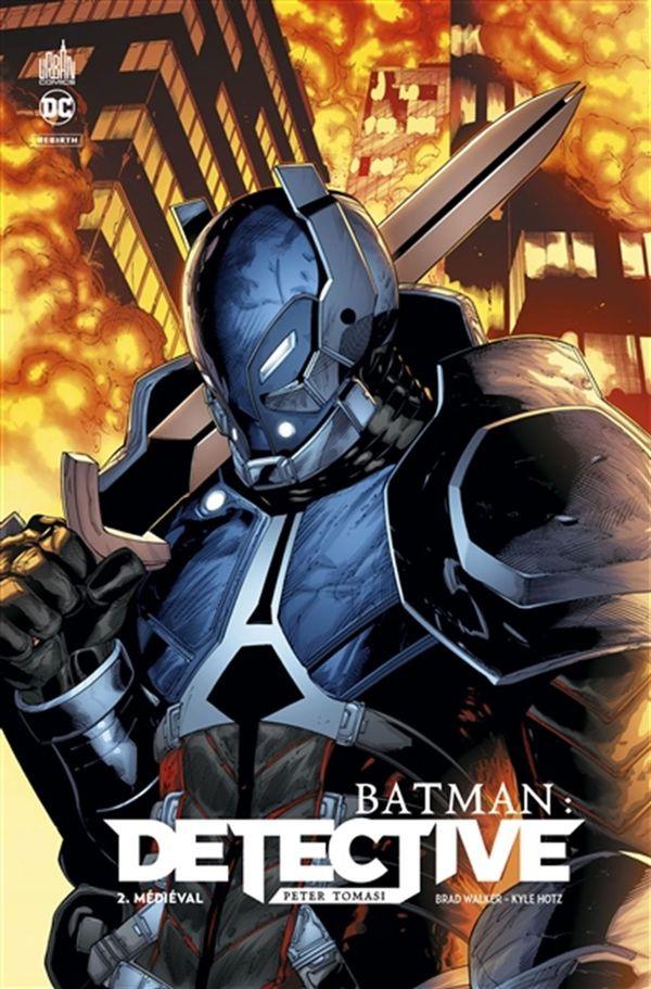 Batman : Detective 02  Médiéval