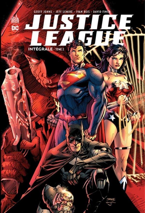 Justice League intégrale 02