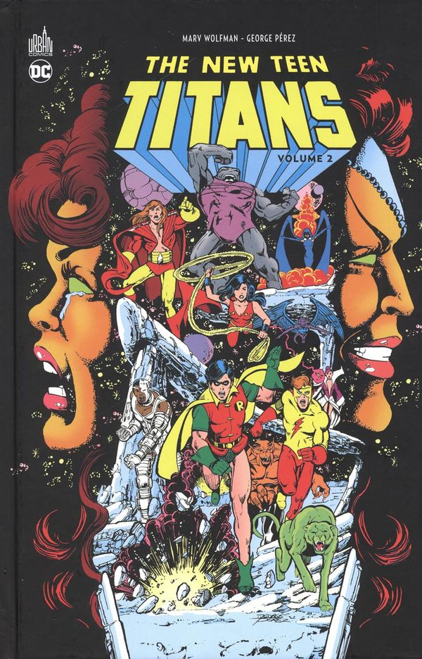 The New Teen Titans 02