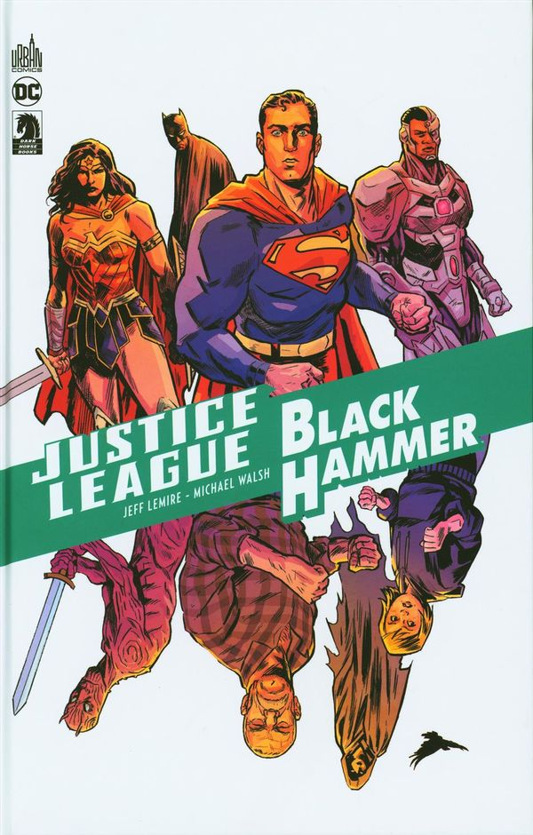 Justice League/Black Hammer