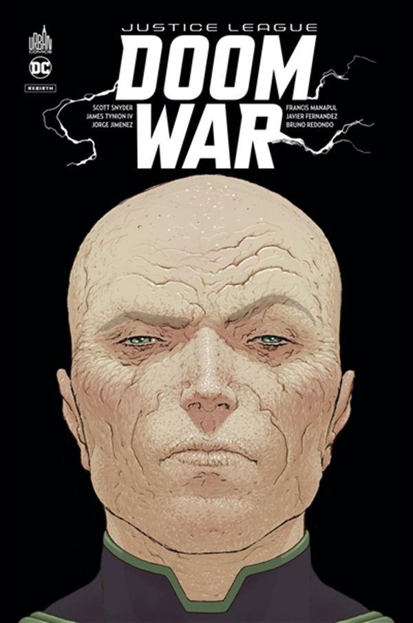 Justice League Doom War 01