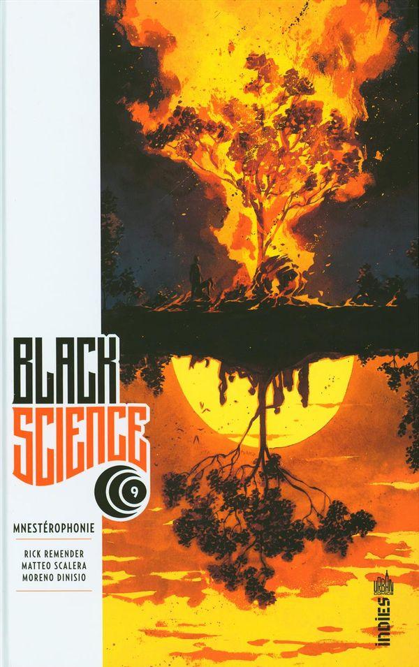 Black science 09 Mnestérophonie