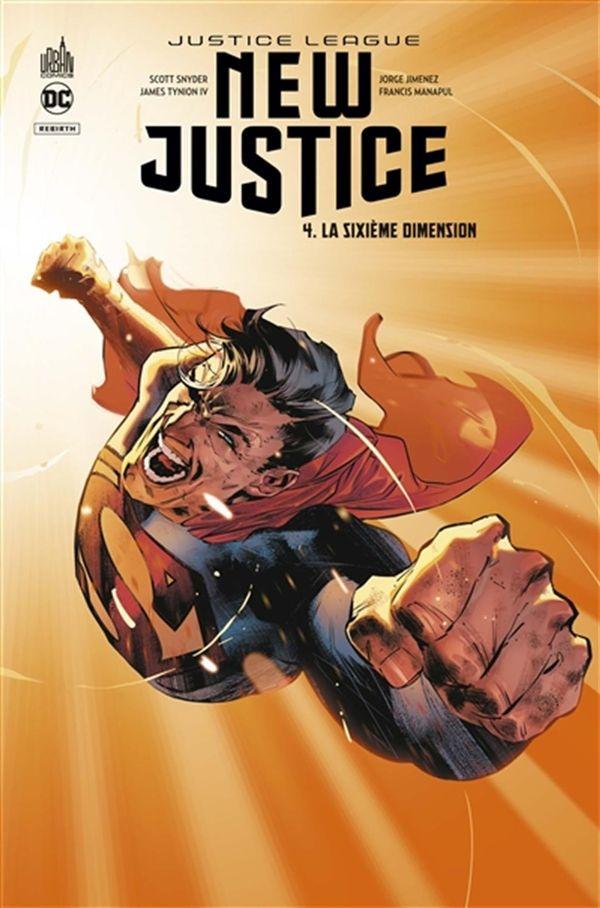 New Justice 04 : La sixième dimension