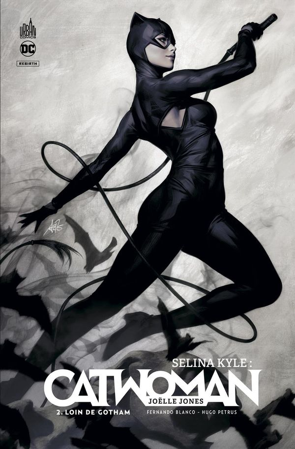 Selina Kyle  Catwoman 02