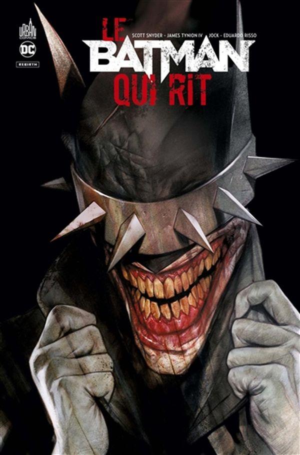 Batman - Le batman qui rit