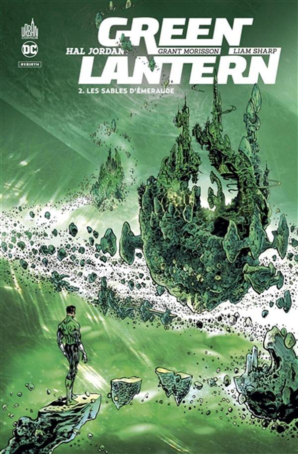 Hal Jordan - Green Lantern 02 : Les sables d'émeraude