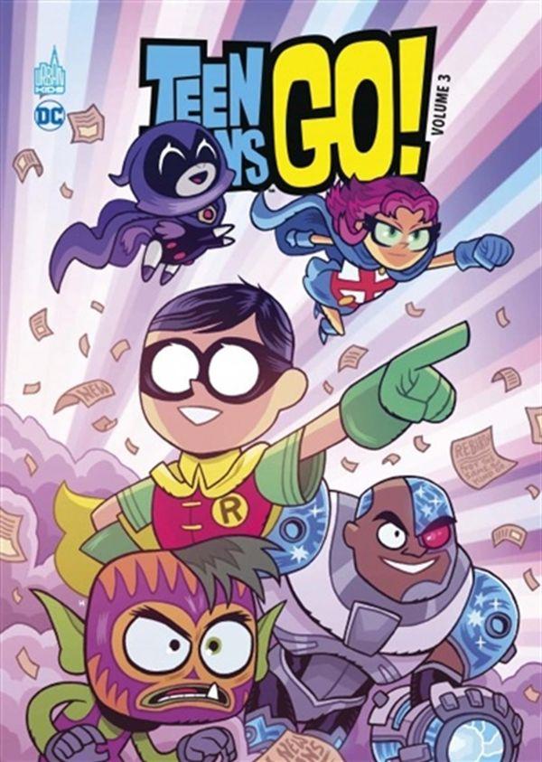 Teen Titans go! 03