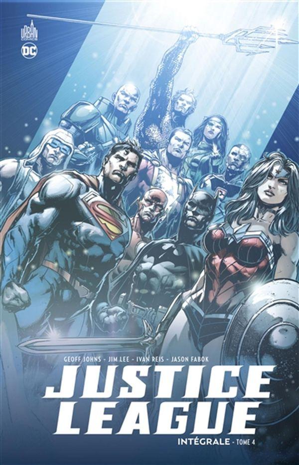 Justice League Intégrale 04