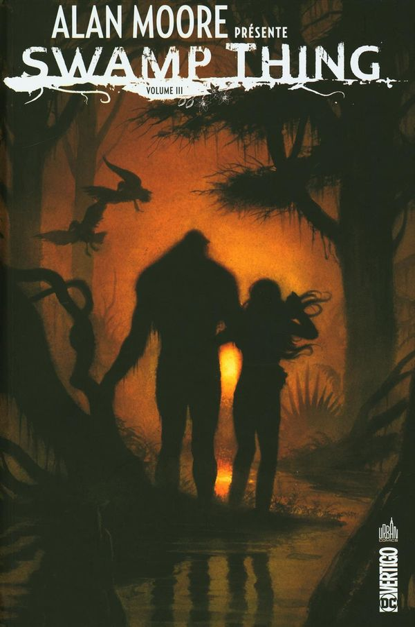 Alan Moore présente Swamp Thing 03