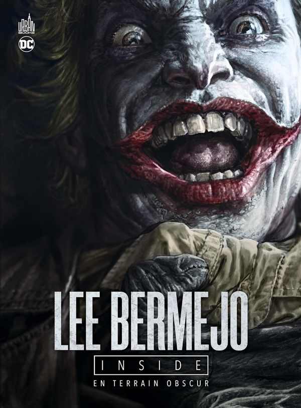 Lee Bermejo inside, en terrain obscur