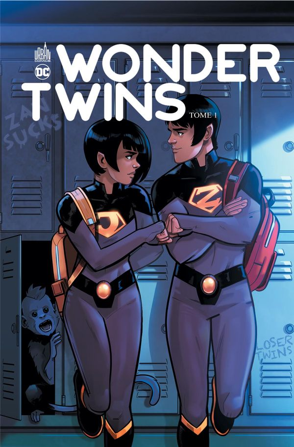 Wonder Twins 01 : Activation!