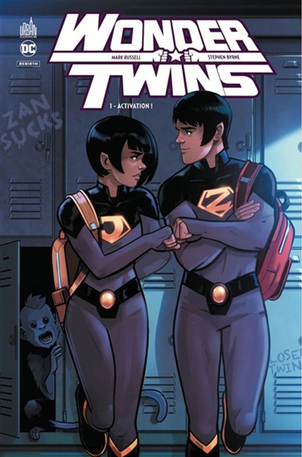 Wonder Twins 01 : Activation !