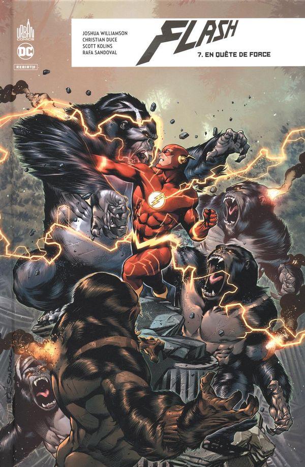 Flash rebirth 07 : En quête de force