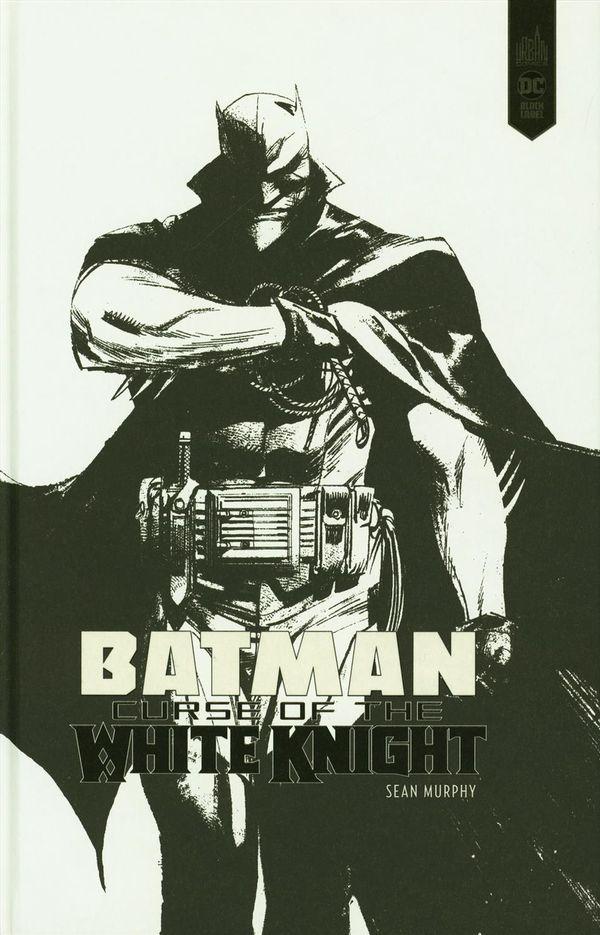 Batman - Curse of the White Knight édi spéciale N&B