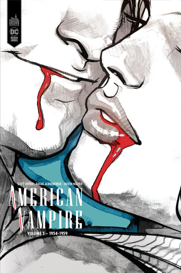American Vampire Intégrale 03 : 1954-1959