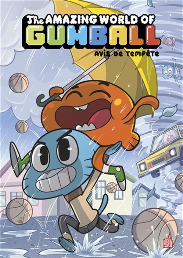 Monde incroyable de Gumball Le 05