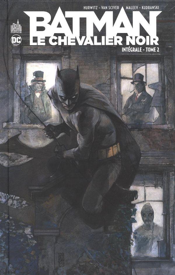 Batman Le chevalier noir intégrale 02
