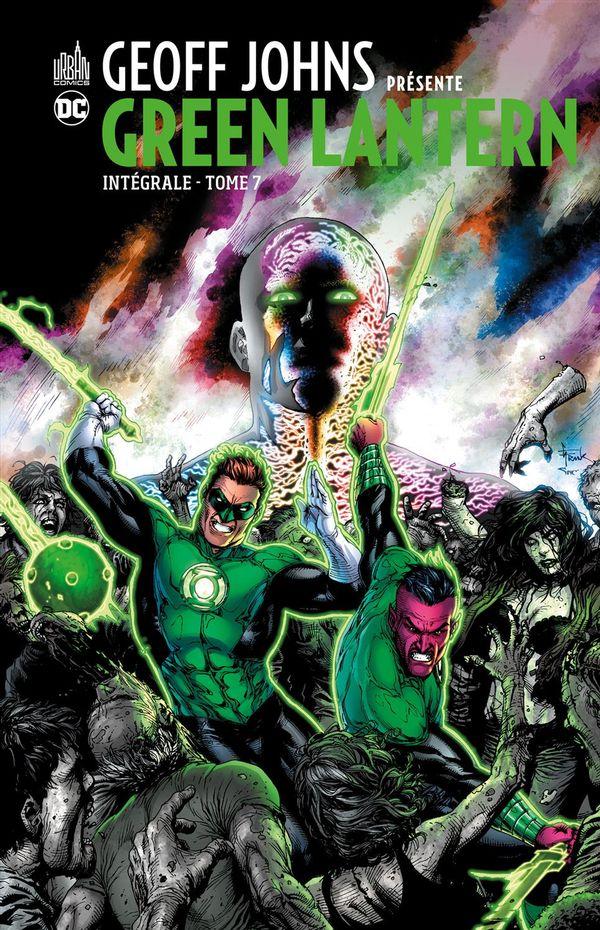 Green Lantern Intégrale 07