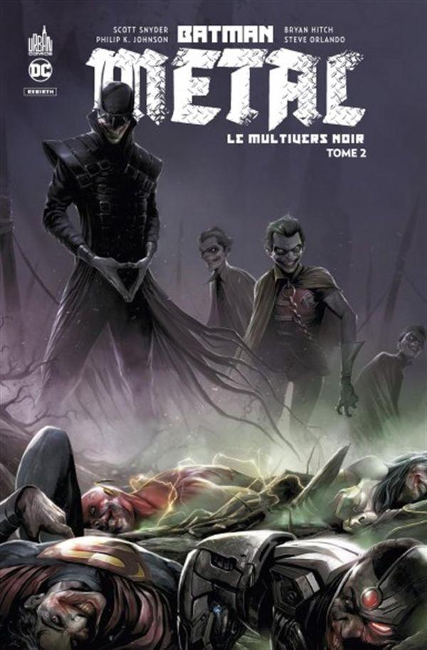 Batman Metal : Le Multivers noir 02
