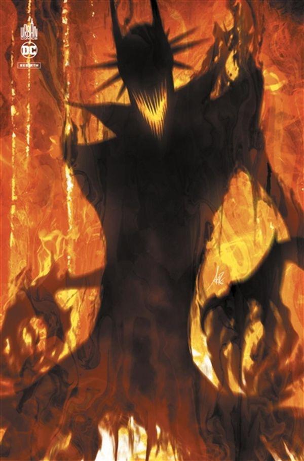 Batman Death Metal 04 - Couverture variante