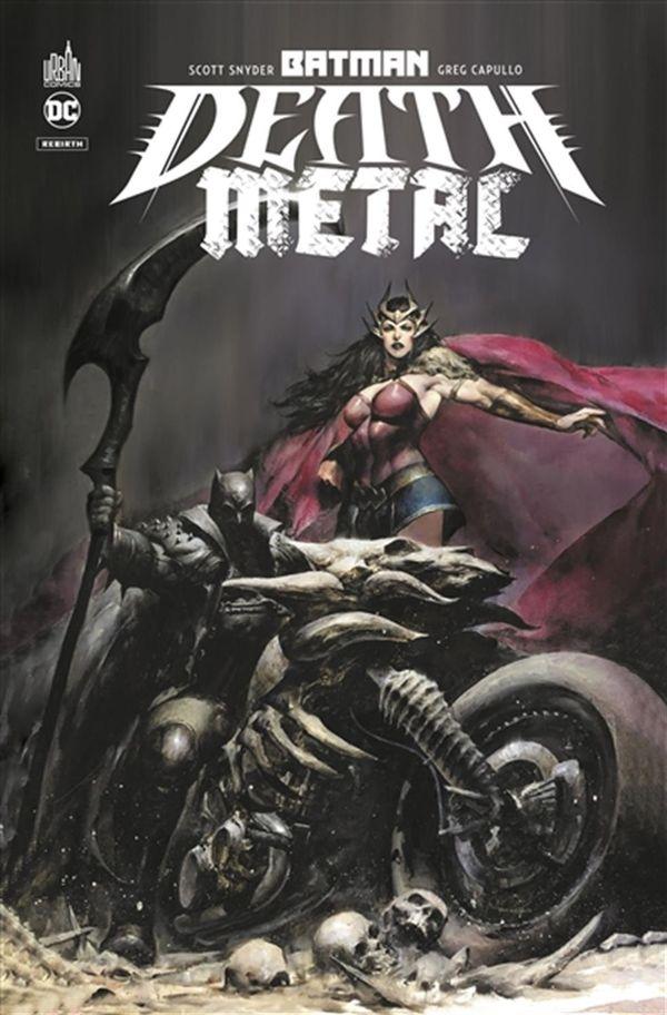 Batman Death Metal 01