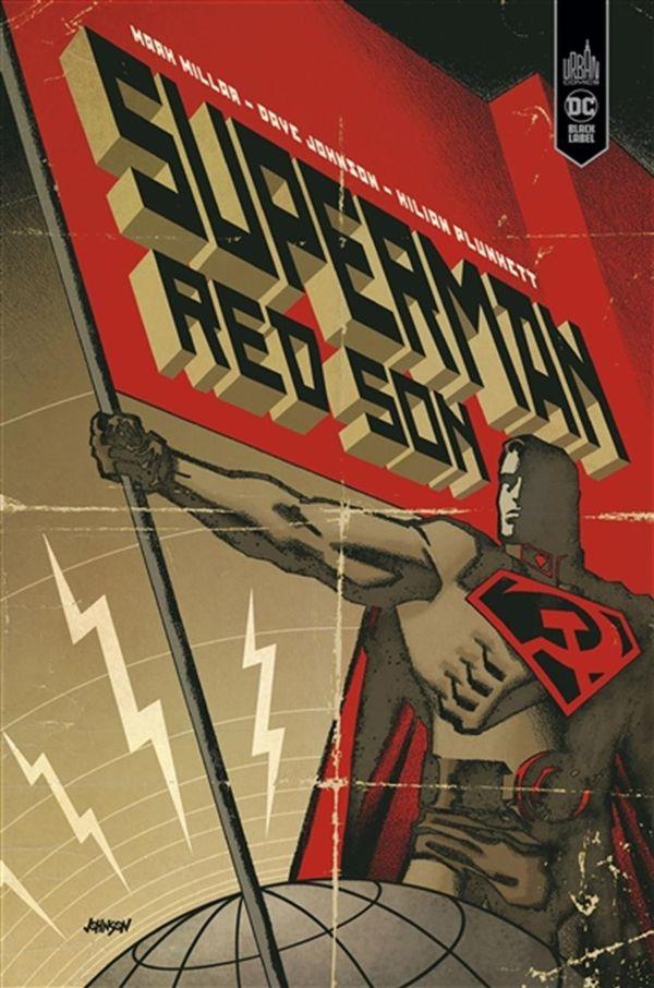 Superman Red Son édi Black Label