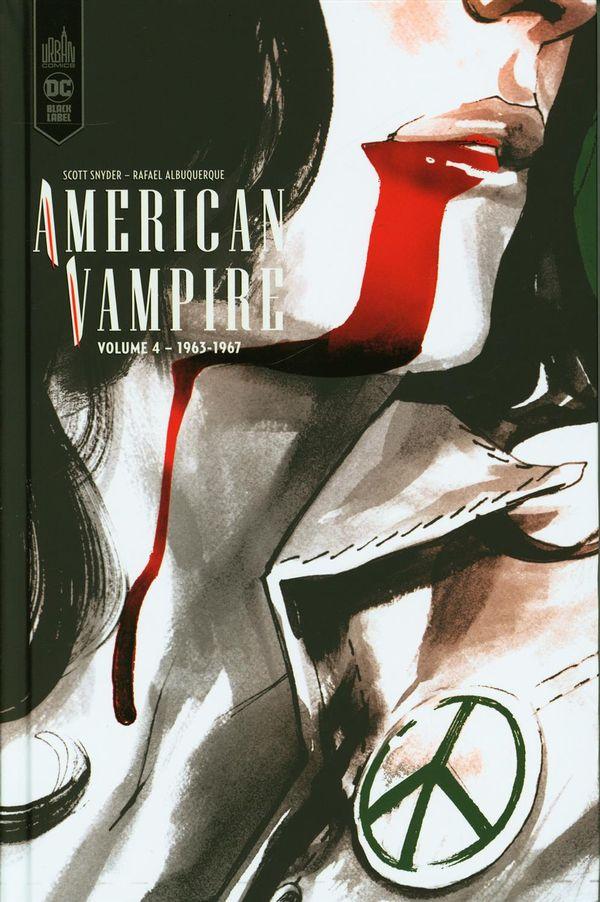 American Vampire intégrale 04 - 1963-1967