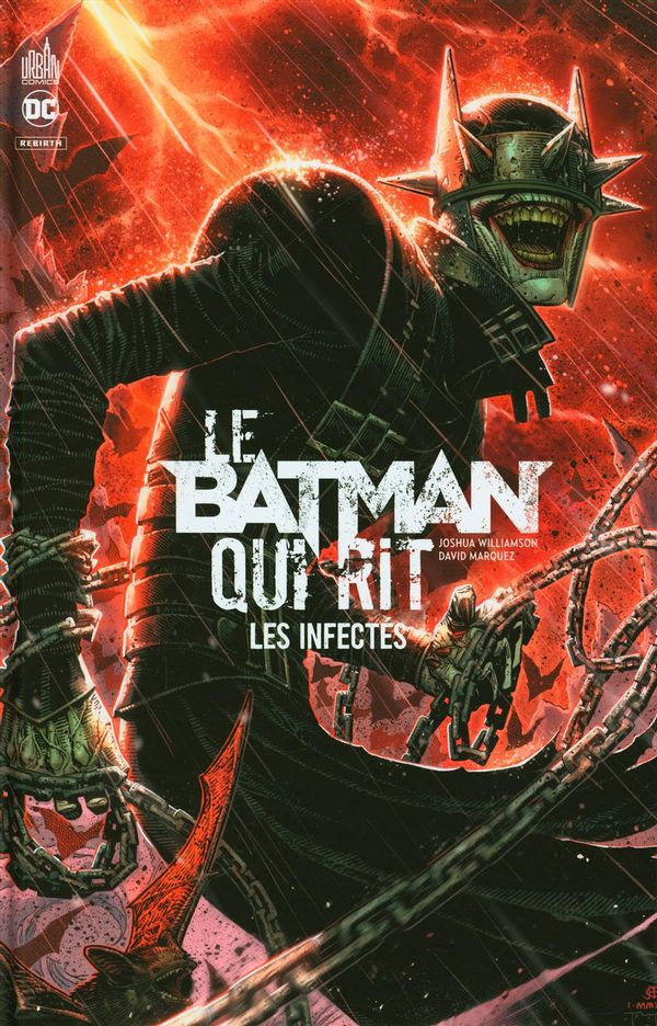 Batman les infectés