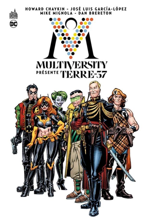 Multiversity présente Terre-37