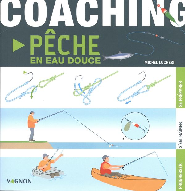 Coaching pêche en eau douce