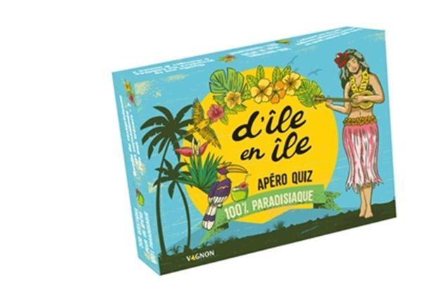 D'île en île  Apéro quiz 100% paradisiaque