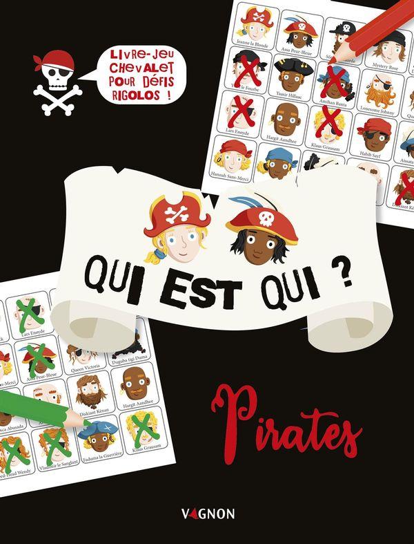 Qui est qui? Pirates