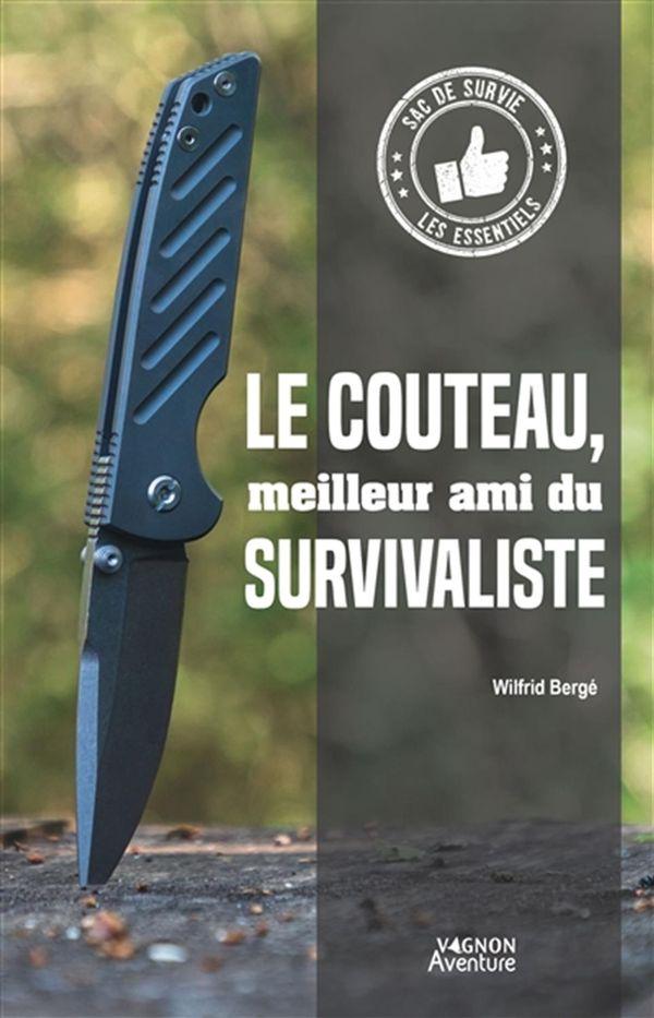 Objet de survie, le couteau
