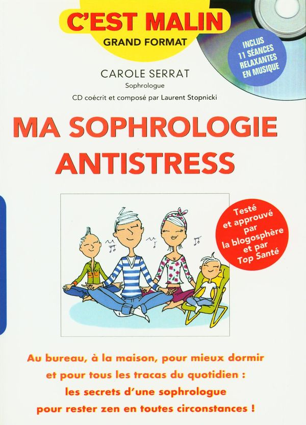 Ma sophrologie antistress