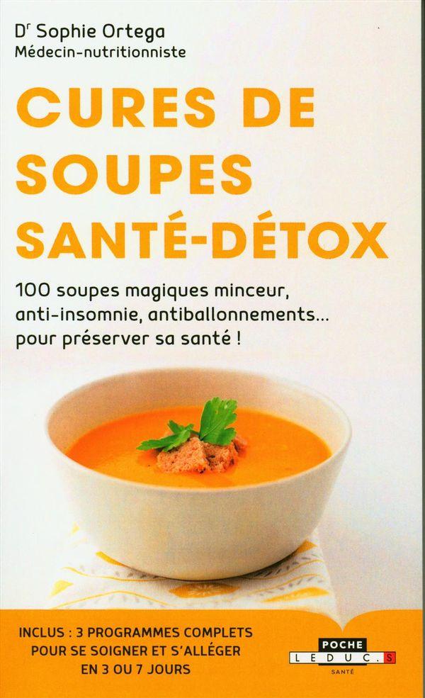 Cures de soupes sante-détox