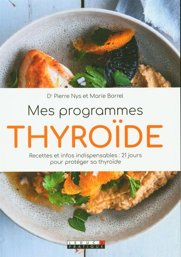 Mes programmes thyroïde