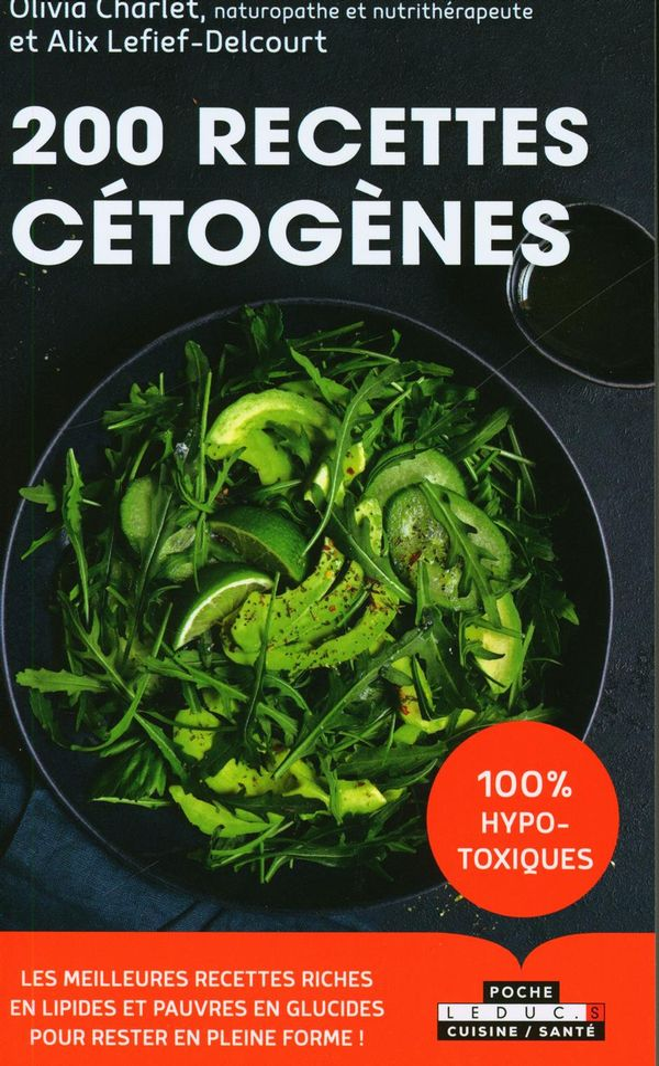 200 recettes cétogènes