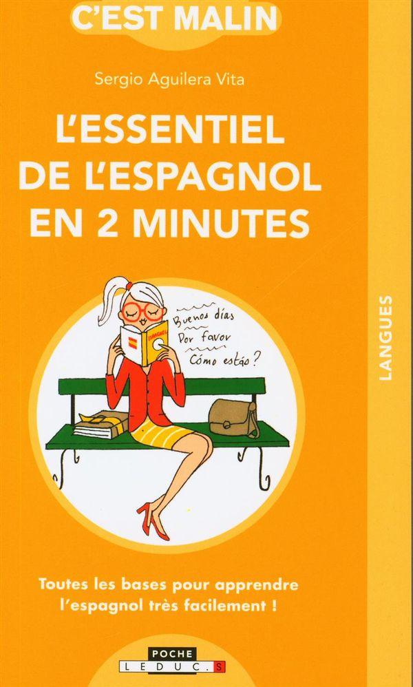 L'essentiel de l'espagnol en 2 minutes