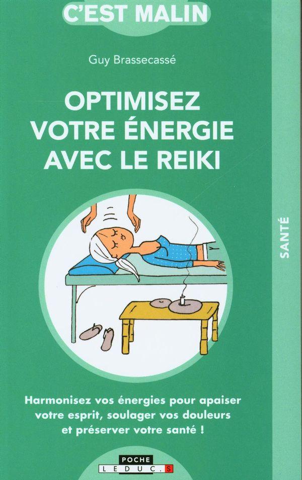 Optimisez votre énergie avec le reiki