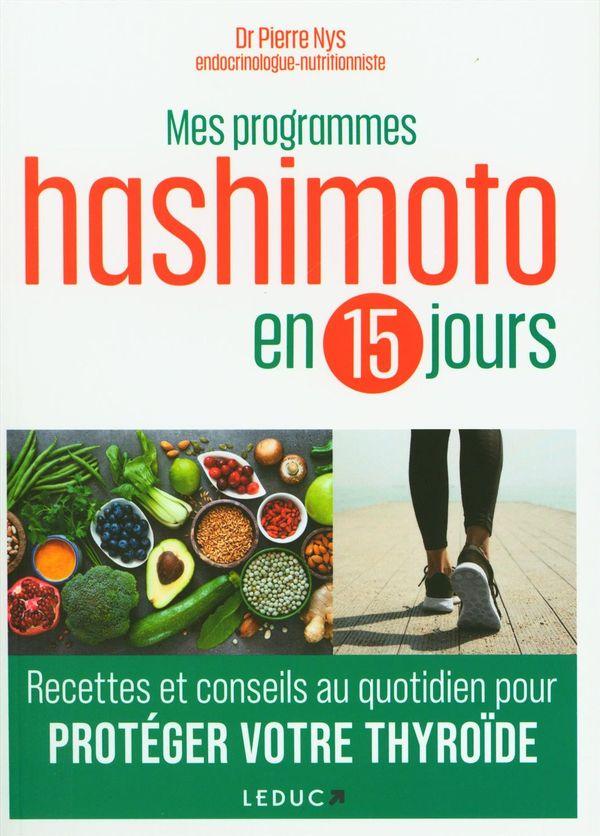 Mes programmes hashimoto en15 jours
