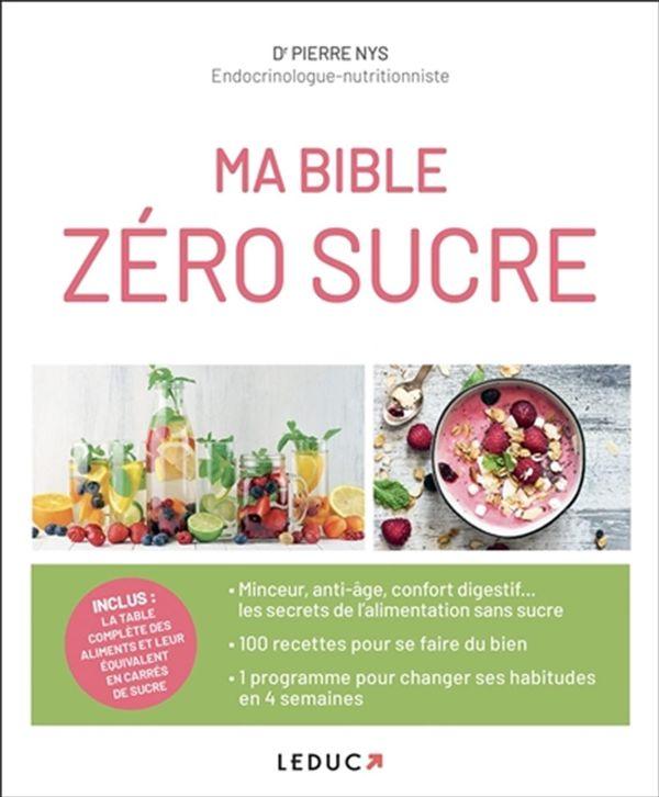 Ma bible zéro sucre
