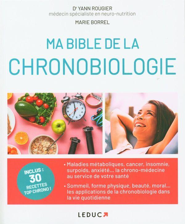Ma bible de la chronobiologie