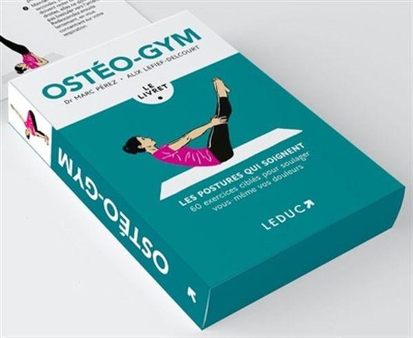 Ostéo-gym, le coffret