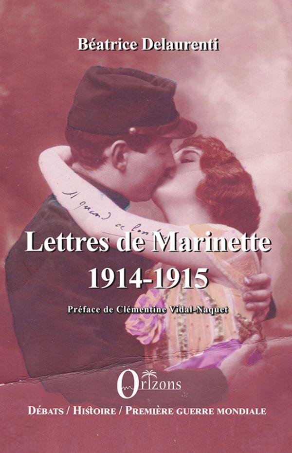 LETTRES DE MARINETTE 1914-1915