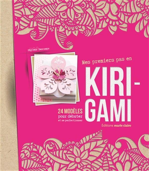 Mes premiers pas en kiri-gami