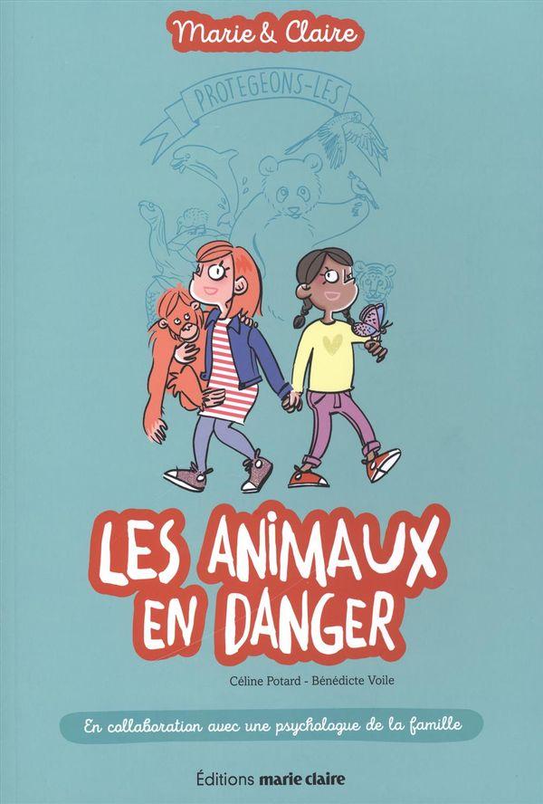 Les animaux en danger