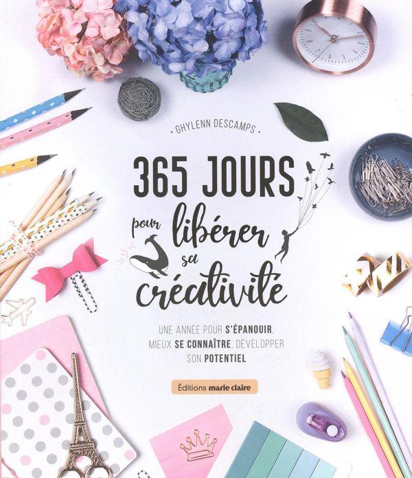 365 jours pour libérer sa créativité