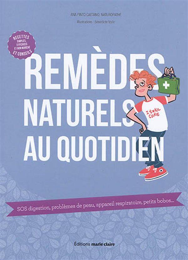 Remèdes naturels au quotidien