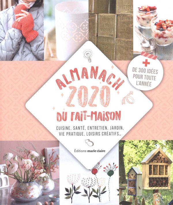 Almanach du fait-maison 2020