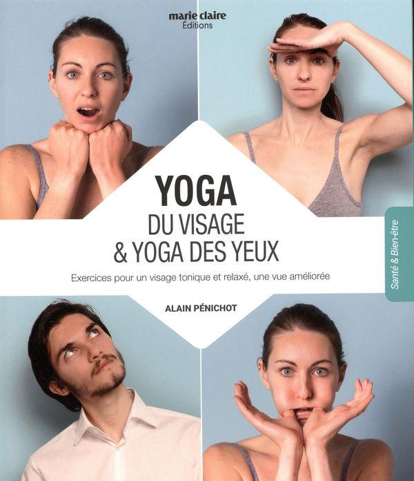Yoga du visage & yoga des yeux
